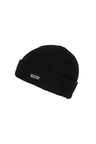 Metallic Car Beanie Black - Yuki Threads