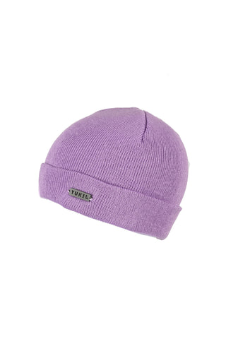 Metallic Car Beanie Dirty Lilac - Yuki Threads