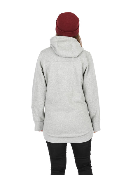 Little Vegemite Hoodie Heather Grey - Yuki Threads