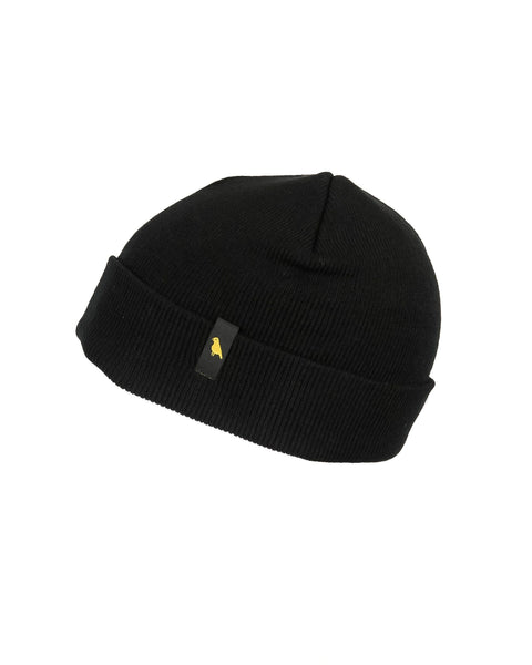 Crew Beanie Black - Yuki Threads