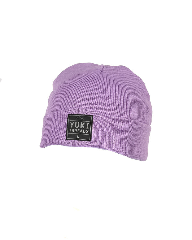 Front & Centre Beanie Dirty Lilac - Yuki Threads