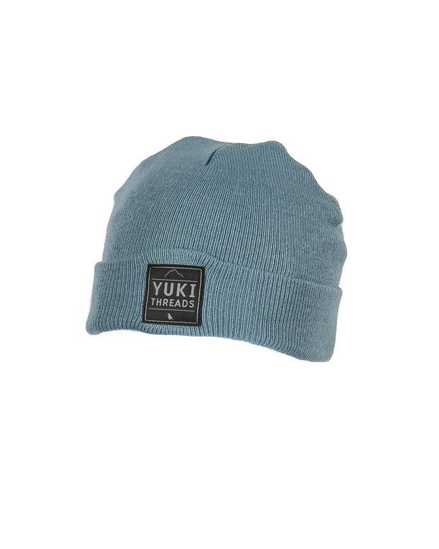 Front & Centre Beanie Storm Blue - Yuki Threads