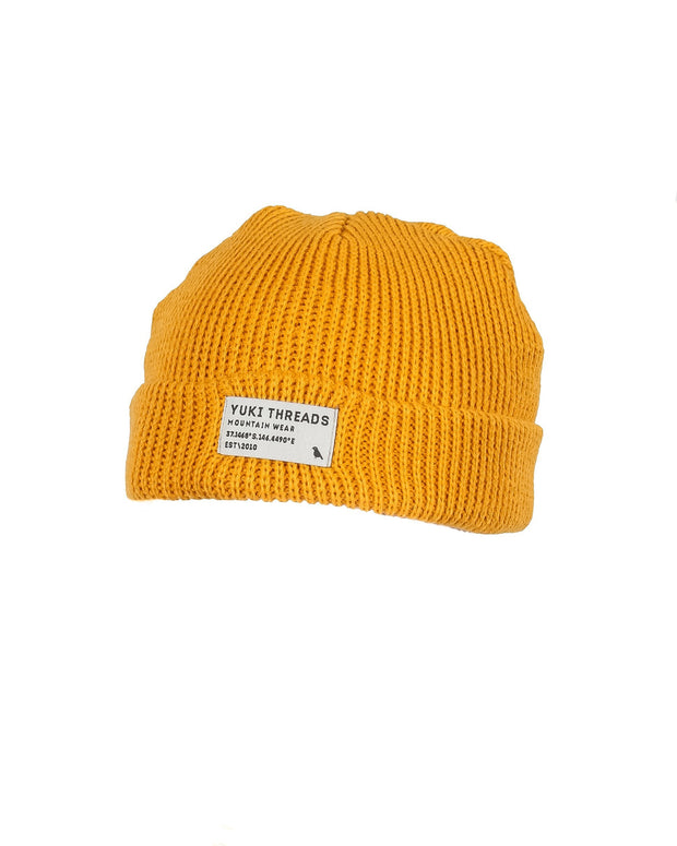 Co-Ord Beanie Golden Glow - Yuki Threads