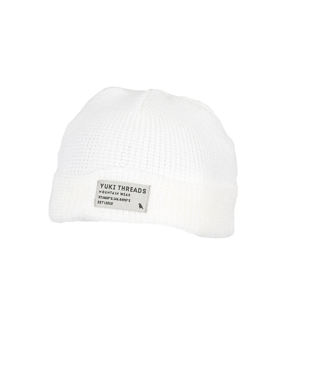 Co-Ord Beanie White - Yuki Threads