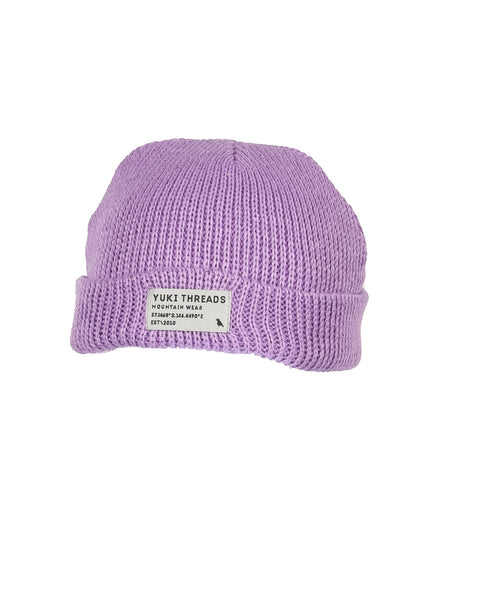 Co-Ord Beanie Dirty Lilac - Yuki Threads