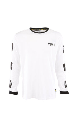 Gang Related Long Sleeve Tee White