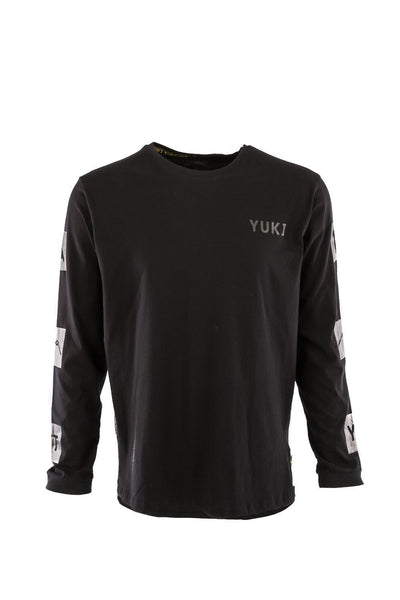 Gang Related Long Sleeve Tee Black