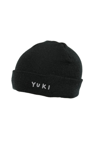 Do Fun Shit Beanie Black - Yuki Threads