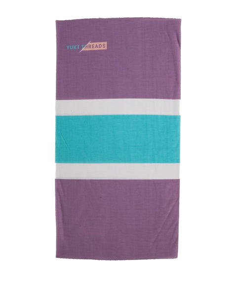Neck Jocks Stripe Sea Green - Yuki Threads