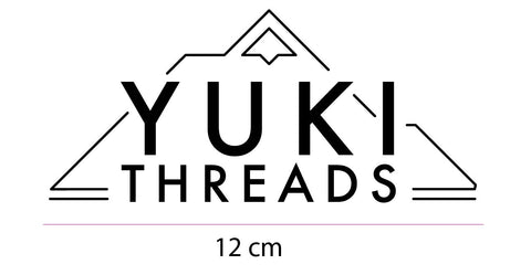 Yuki Mountain Black - Yuki Threads