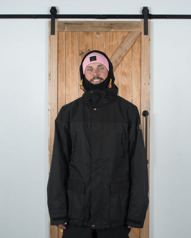 Tundra Jacket Black