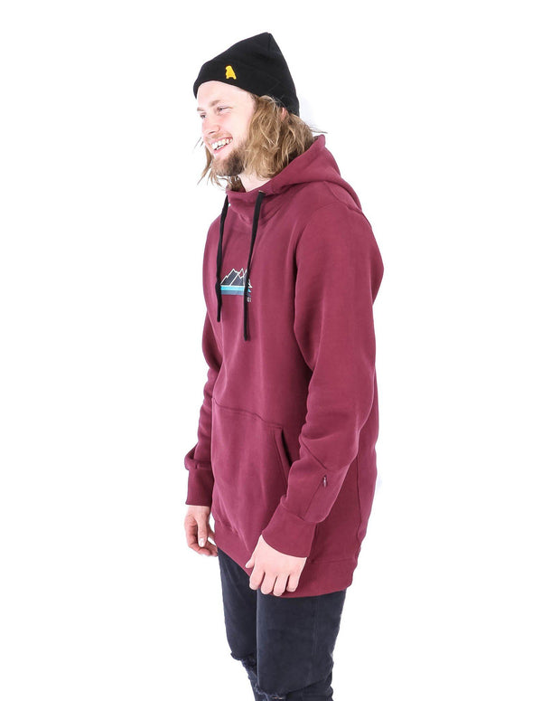 Stacked Hoodie Port Royal