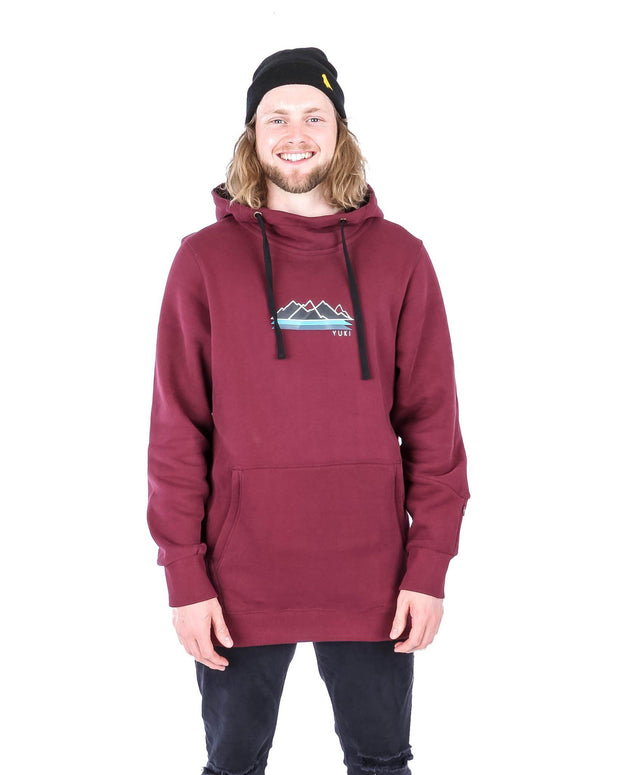 Stacked Hoodie Port Royal - Yuki Threads