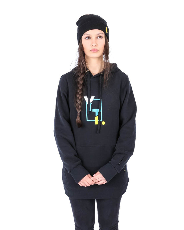 Breakout Hoodie Black - Yuki Threads