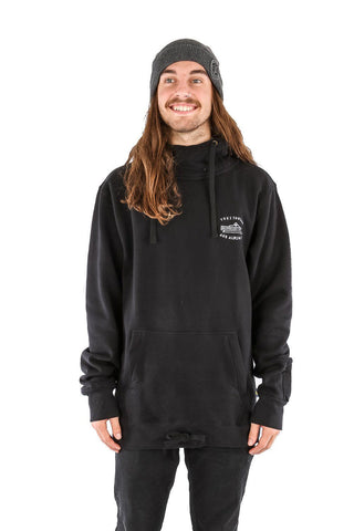 Loop Shred Hoodie Black DWR
