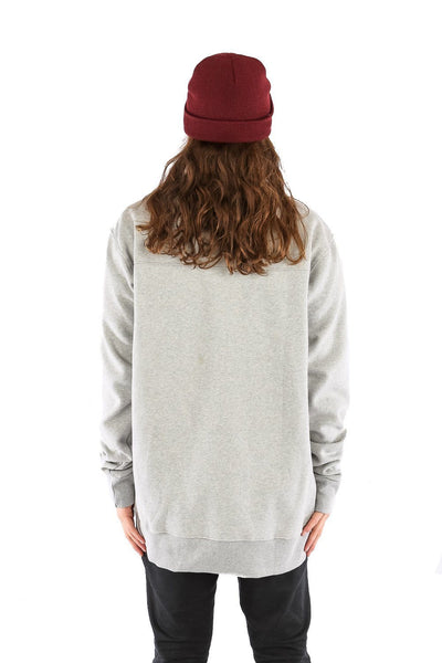 Town Crew Heather Grey