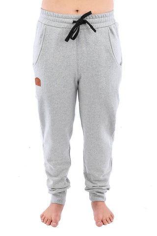 Yuki Trackies Heather Grey