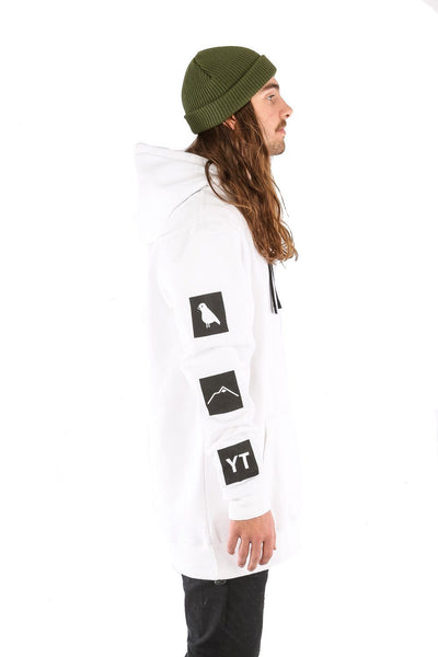 Gang Related Hoodie White