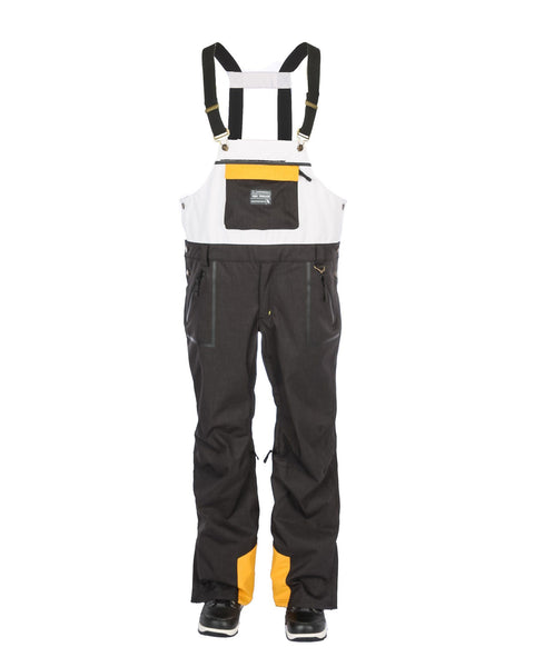 Tundra Bib & Brace Golden Glow / Off White - Yuki Threads