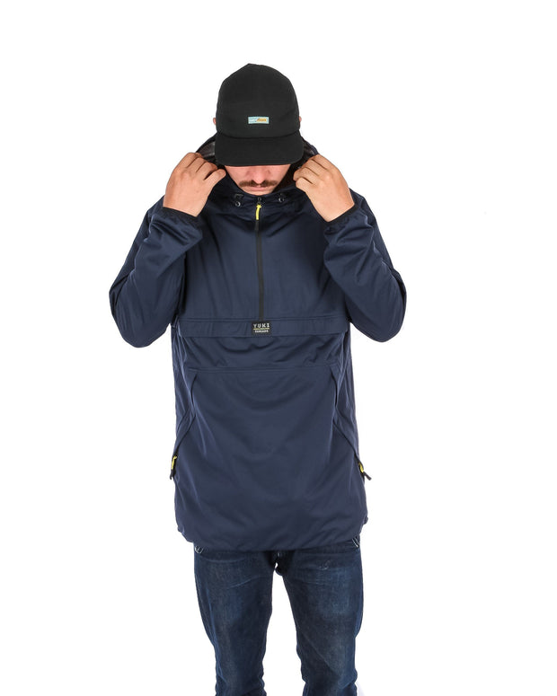 Prodigy Spray Jacket Navy - Yuki Threads