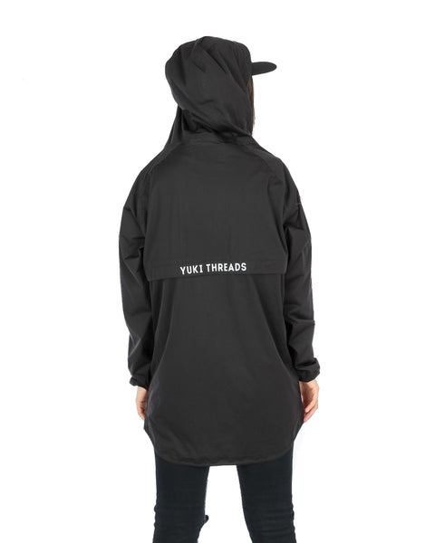 Prodigy Spray Jacket Black - Yuki Threads