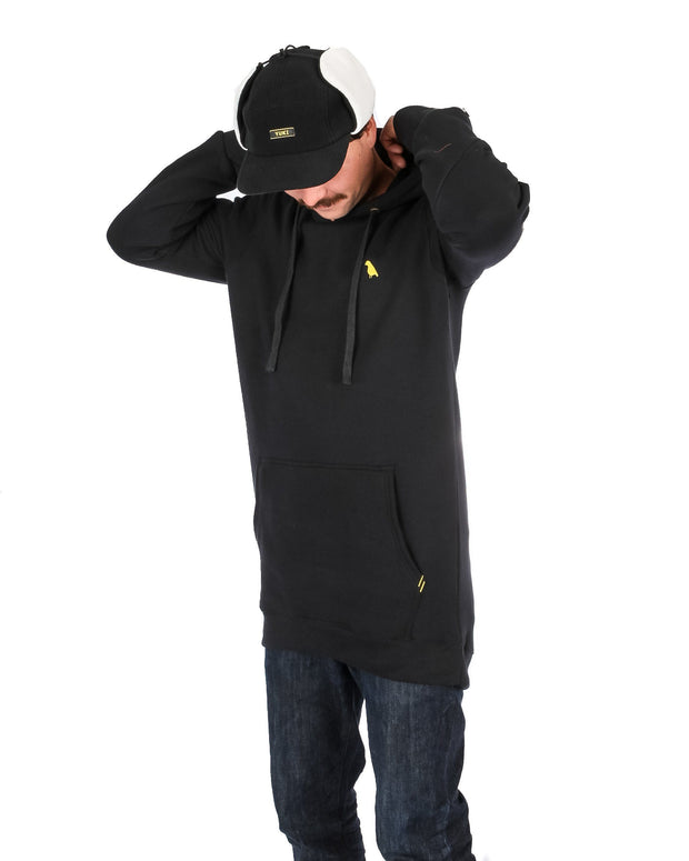 OG Shred Hoodie Black - Yuki Threads