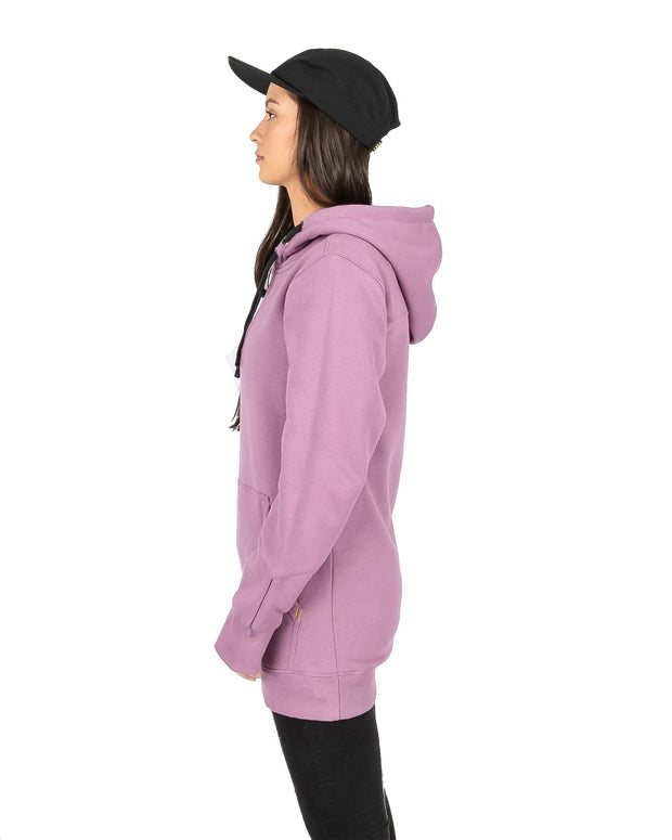 Ava Hoodie Dirty Lilac - Yuki Threads