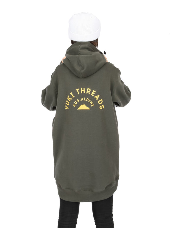 Archer Hoodie Charcoal - Yuki Threads