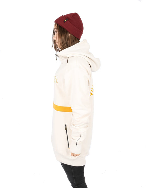 Archer Hoodie Off White - Yuki Threads