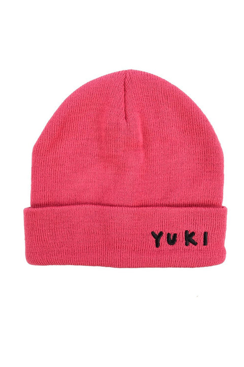 Do Fun Shit Beanie Rose - Yuki Threads