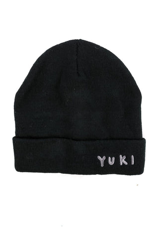 Do Fun Shit Beanie Black