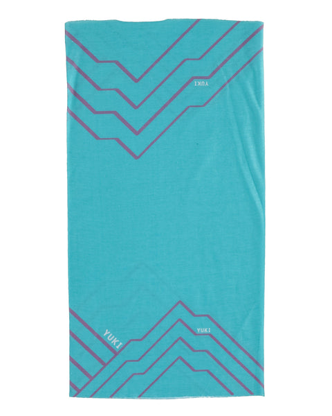 Neck Jocks Lines Sea Green - Yuki Threads