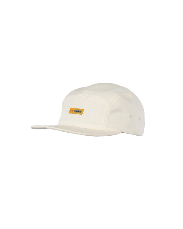 Wildcat Five Panel Off White - Yuki Threads
