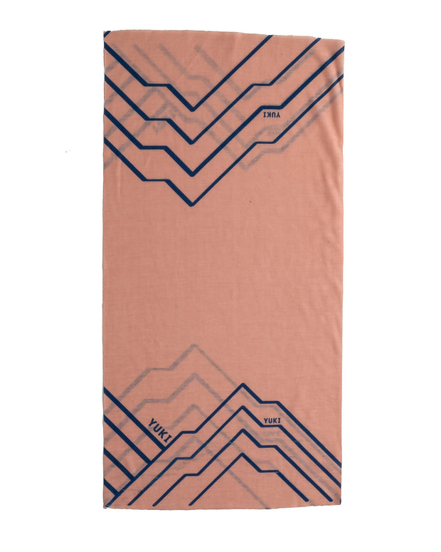 Neck Jocks Lines Blush Pink - Yuki Threads