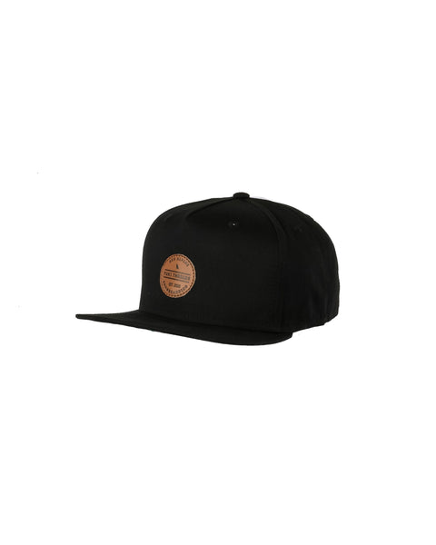 Ll Snapback Black - Yuki Threads