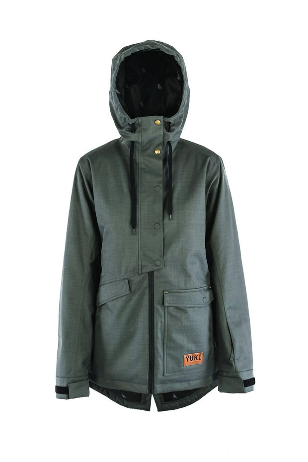 Brooklyn Jacket Charcoal