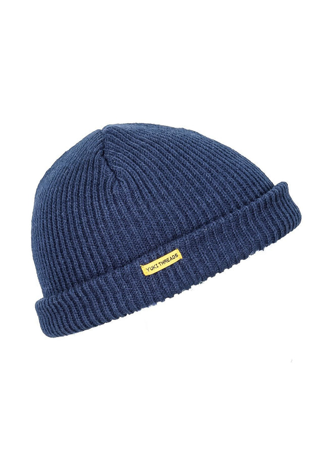 Monger Beanie Navy - Yuki Threads