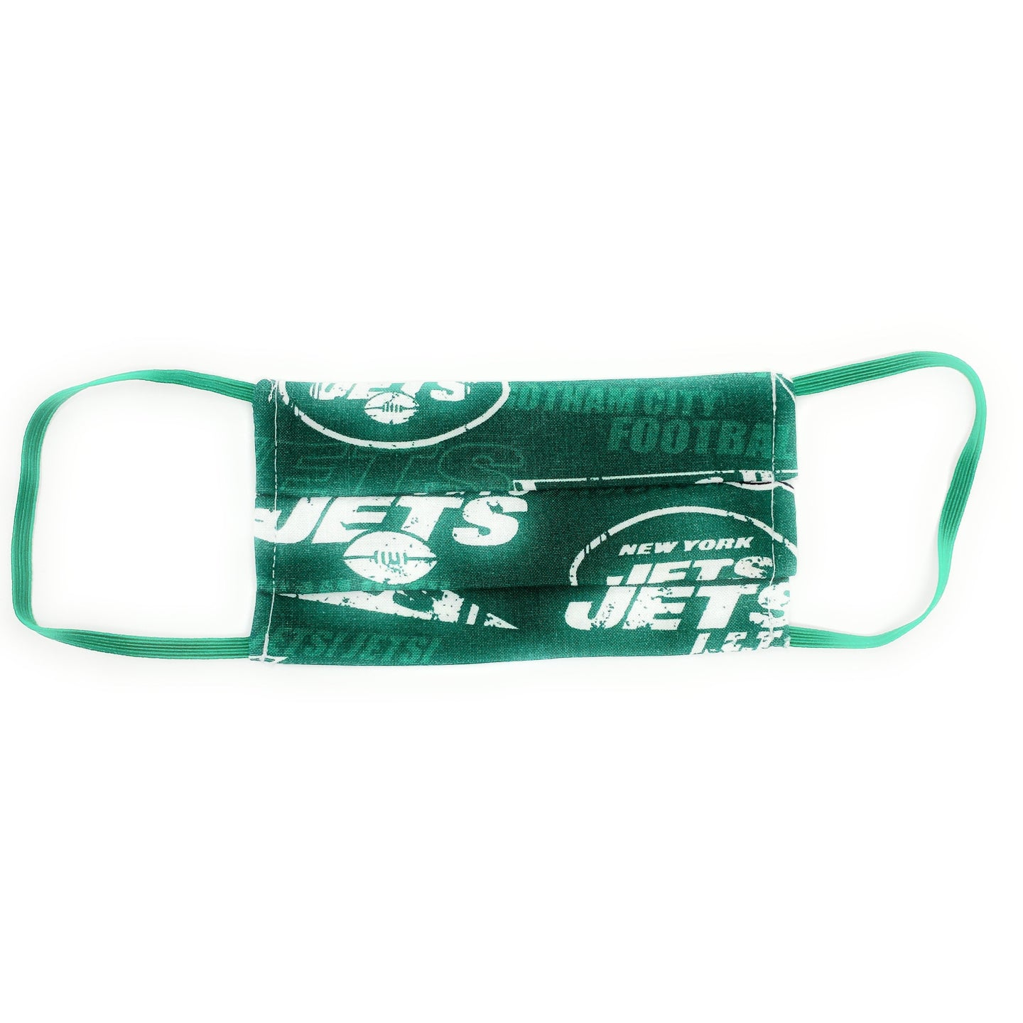 NFL NY Jets Gotham City Face Mask | Locked Down Designs
