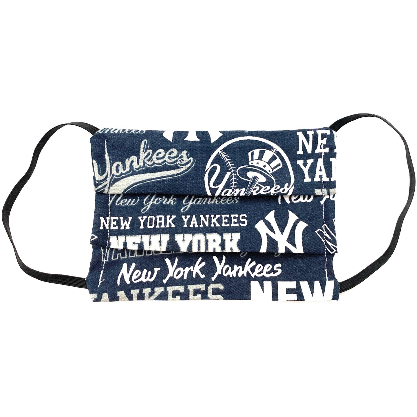 NY Yankees Logo Face Mask MLB | Locked Down Designs