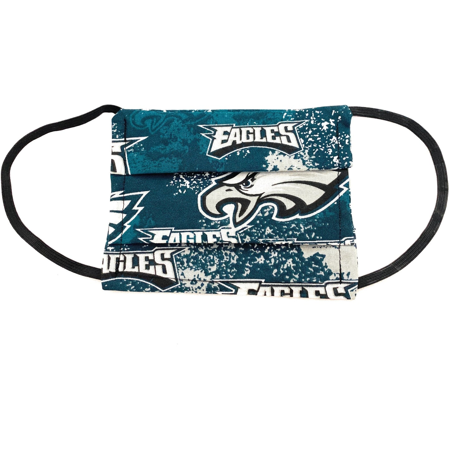 NFL Eagles Distressed Face Mask | Locked Down Designs