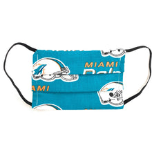 Load image into Gallery viewer, Miami Dolphins NFL Face Mask