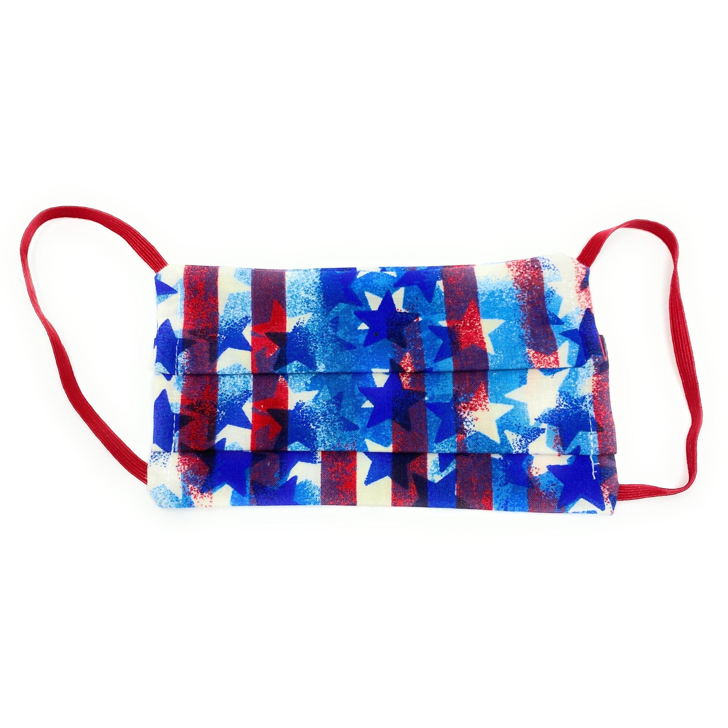 USA Stars and Strips Face Mask | Locked Down Designs