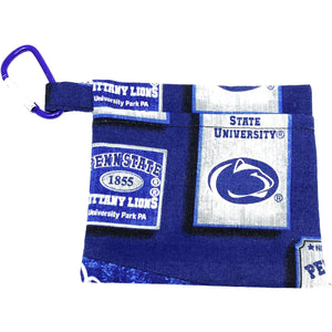 Penn State Nittany Lions Face Mask Holder | Locked Down Designs