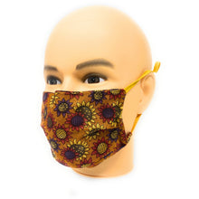Load image into Gallery viewer, Fall Flowers Face Mask | Locked Down Designs