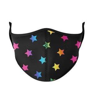 Top Trenz Star Face Mask - Locked Down Designs