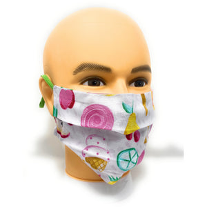 Snack Time Mask | Locked Down Design