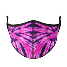 Load image into Gallery viewer, Top Trenz Hot Pink Face Mask | Locked Down Designs