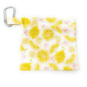 Lemon Face Mask Holder | Locked Down Designs