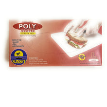 Load image into Gallery viewer, Poly Gloves Powder Free 500ct