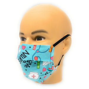 Love to Nurse Face Mask | Locked Down Designs | Premium Face Covers